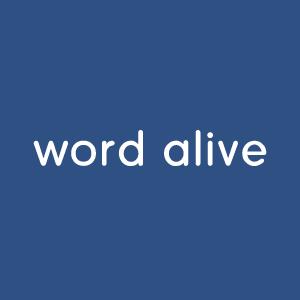 Word alive logo