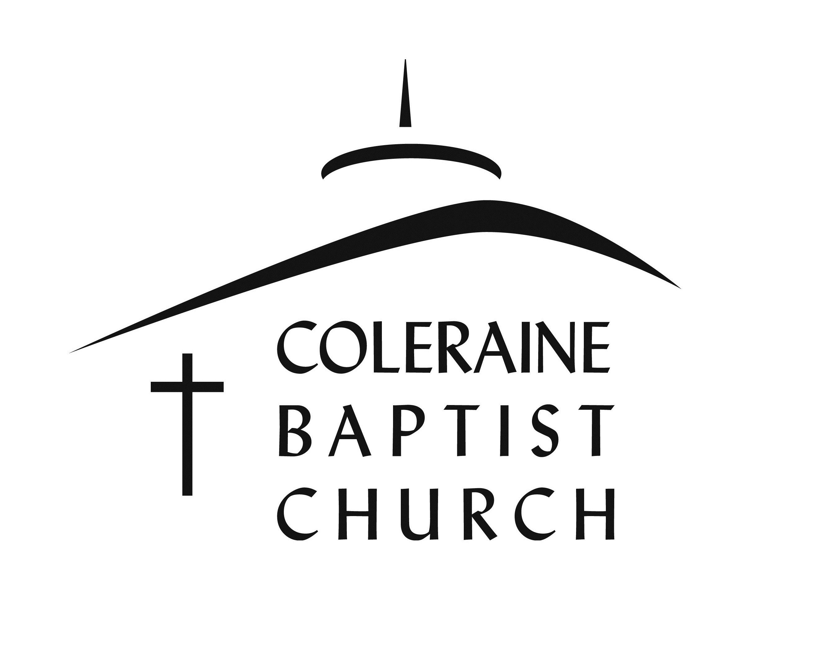 Coleraine baptist logo   copy