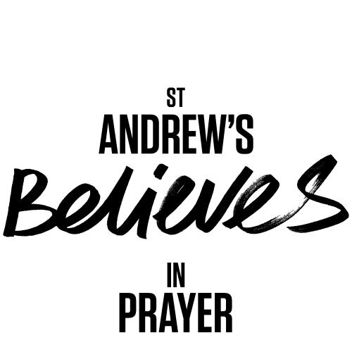 Believes in prayer