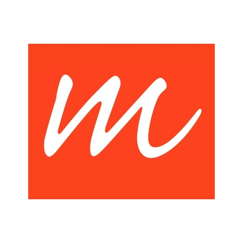 Square m logo mm
